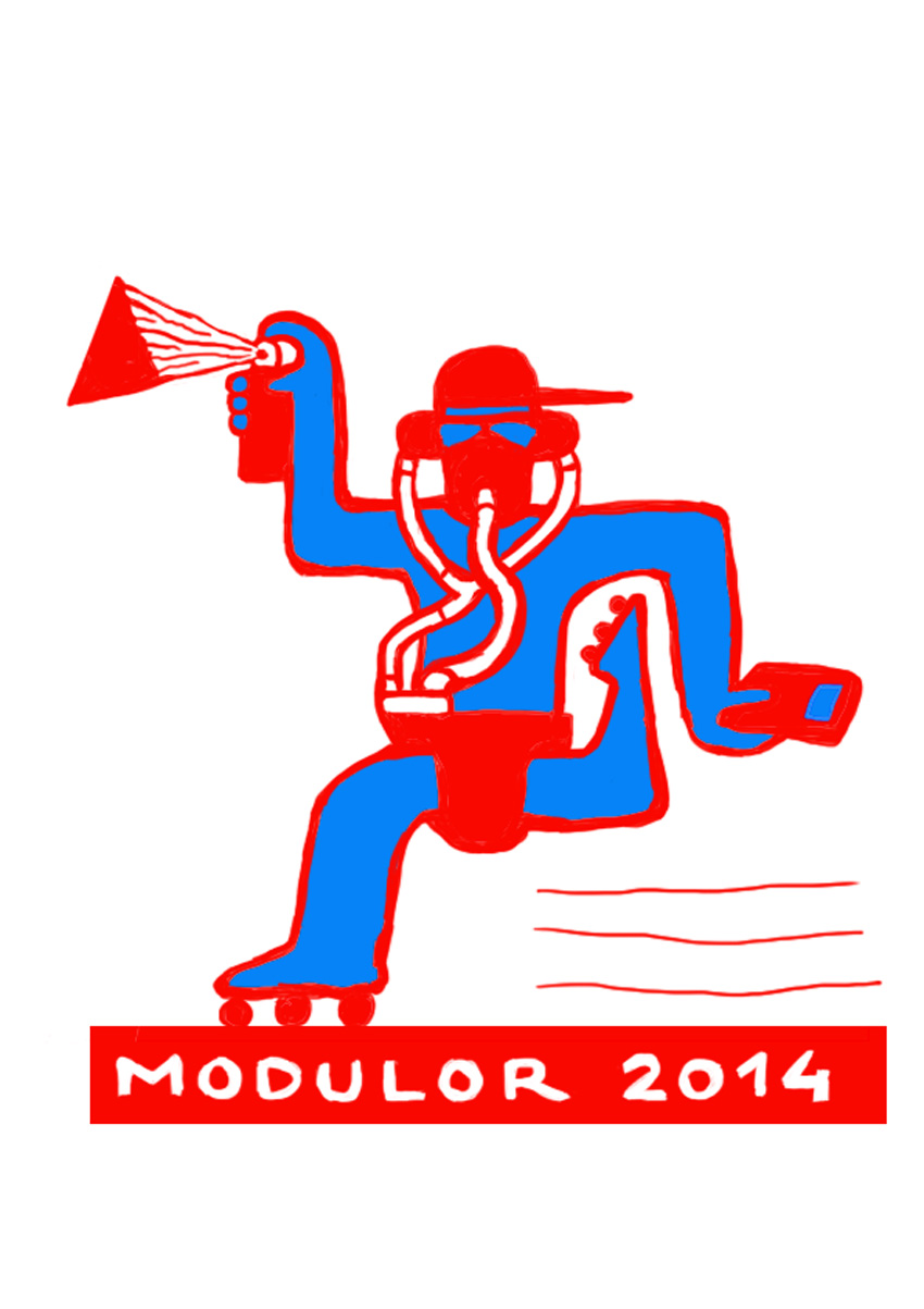 modulor copie
